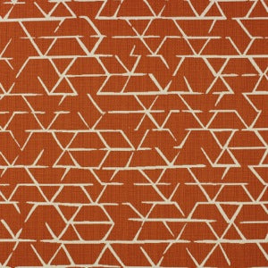 Richloom Fortress Acrylic Kengo Spice Indoor Outdoor Fabric, Upholstery, Drapery, Home Accent, TNT,  Savvy Swatch