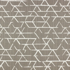 Fortress Kengo Taupe Outdoor Fabric, Upholstery, Drapery, Home Accent, Richloom 2,  Savvy Swatch