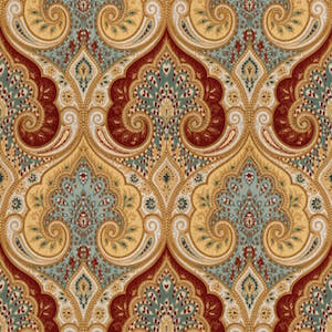 Latika Circus Fabric, Upholstery, Drapery, Home Accent, Tempo,  Savvy Swatch