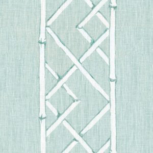 Kravet LATTICELY AQUAMARINE Fabric