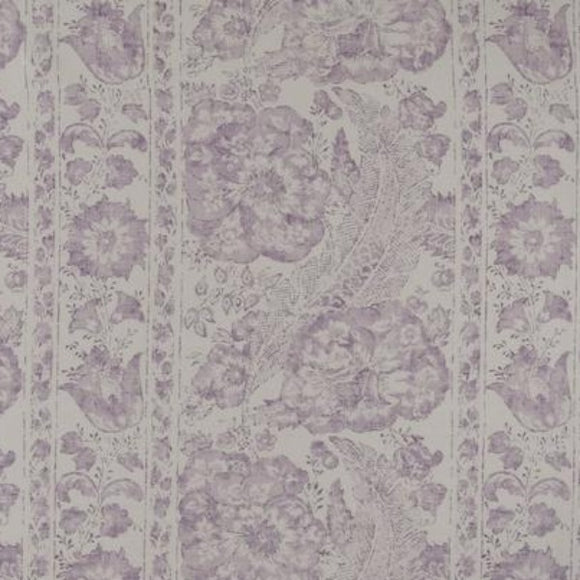 1.8 Yards Marvic Peonies Fabric in Violet, Upholstery, Drapery, Home Accent, Savvy Swatch,  Savvy Swatch