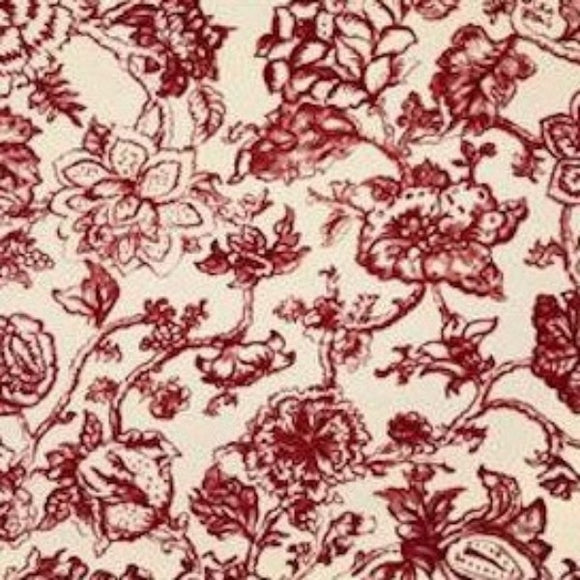 Nadine Persimmon Decorator Fabric by Golding, Upholstery, Drapery, Home Accent, Golding,  Savvy Swatch
