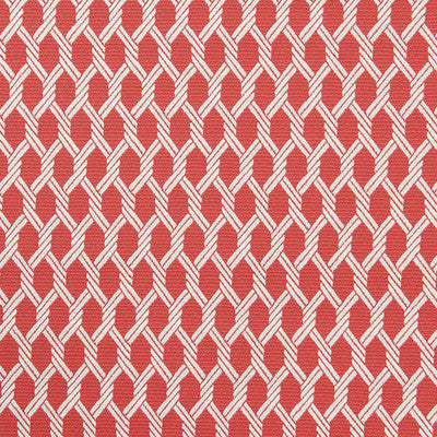 Reel it in Red Snapper Decorator Fabric by P Kaufmann, Upholstery, Drapery, Home Accent, P Kaufmann,  Savvy Swatch
