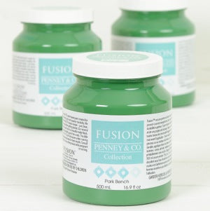 Park Bench - Fusion Mineral Paint, Paint, Fusion Mineral Paint,  Savvy Swatch
