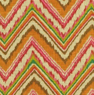 PK Lifestyles Dena Chevron Charade Gypsy Fabric, Upholstery, Drapery, Home Accent, P/K Lifestyles,  Savvy Swatch