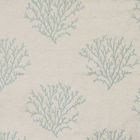 Queensland Azure Decorator Fabric by Krelan Regal Fabrics, Drapery, Home Accent, Krelan,  Savvy Swatch