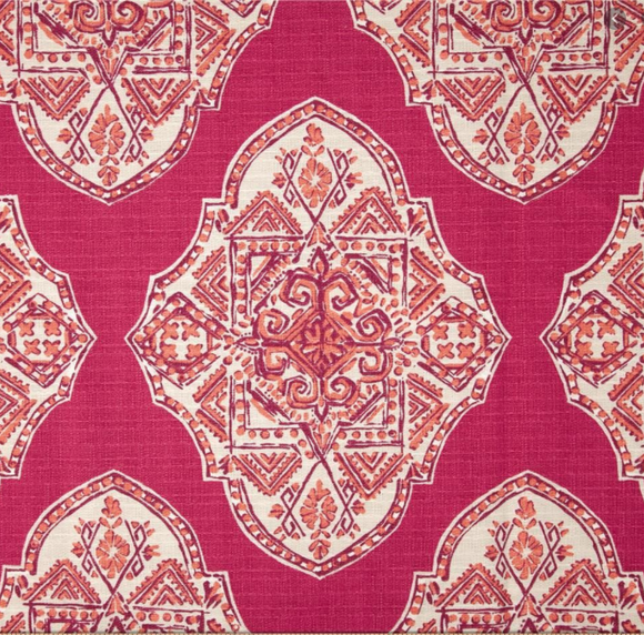 Lacefield Designs Malta Mulberry Print Fabric
