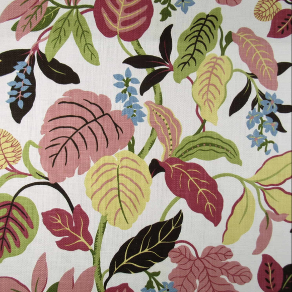 Braemore Textiles Rossano Punch Decorator Fabric 3 yard piece