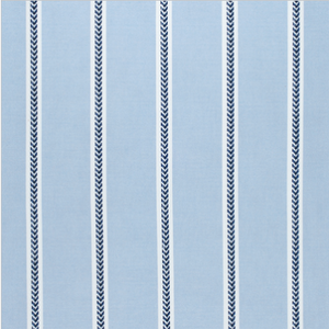 Sunbrella Indoor/Outdoor Saybrook Stripe Navy/Blue 1.1 yards