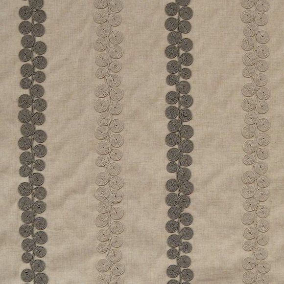 Magnolia Hailey Whitefield Dove Textile Fabric Associates Fabric