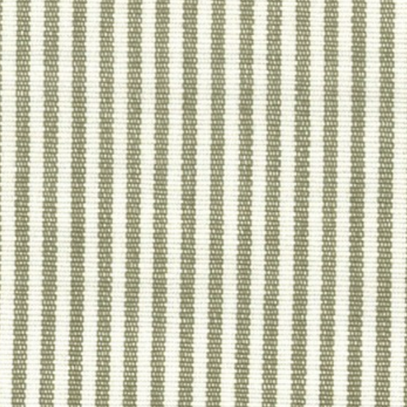 Essex Linen DE 39 Ticking Stripe Fabric by Roth & Tompkins Heritage Textiles