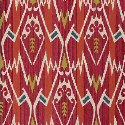 3. 4 yards Thibaut Nomad Red W73369