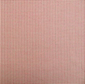 Gingham Brick Decorator Fabric by Golding, Upholstery, Drapery, Home Accent, Golding,  Savvy Swatch