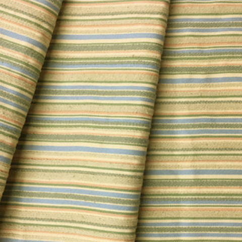 PK Lifestyles Marine Surf Stripe Decorator Fabric
