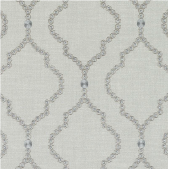 Avalon Embroideries DA61195-433 Mineral by Duralee Fabrics B2259 Greenhouse Sissonne Stream Fabric, Drapery, Home Accent, Greenhouse,  Savvy Swatch