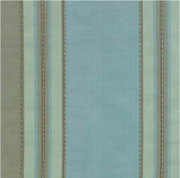 TAPESTRIA MONTEL STRIPES SILK DAMASK Silk Craft Toona 2050 Ocean Stripe Silk Decorator Fabric, Upholstery, Drapery, Home Accent, Silk Crafts,  Savvy Swatch