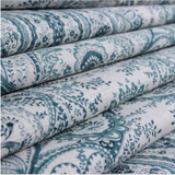 3.9 yards Swavelle Millcreek Melodie-Cliffside Aquamarine, Upholstery, Drapery, Home Accent, Swavelle Millcreek,  Savvy Swatch