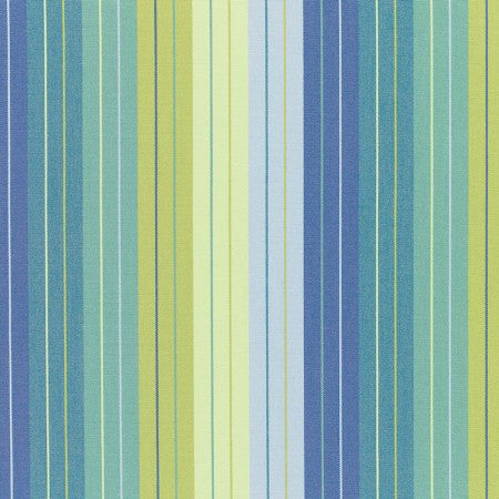 Sunbrella 5608-0000 Seville Seaside Indoor Outdoor Fabric, Upholstery, Drapery, Home Accent, Savvy Swatch,  Savvy Swatch