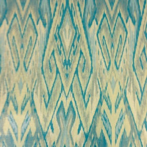 Siam Turquoise Decorator Fabric by Golding, Upholstery, Drapery, Home Accent, Golding,  Savvy Swatch