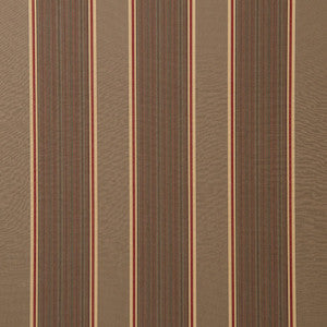 Sunbrella® Awning Stripe 4994‑0000 Eastridge Cocoa 46