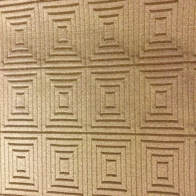 Bronze Square Decorator Fabric by T&E Fabrics, Upholstery, Drapery, Home Accent, T & E Fabrics,  Savvy Swatch