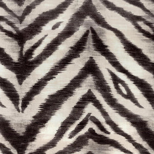 Waverly Upholstery Fabric Tigress Zinc 2.6 yard piece