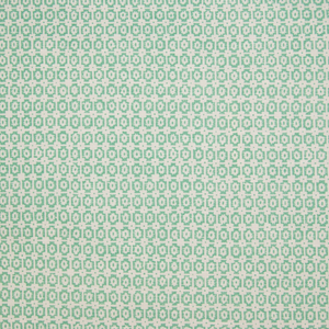 Braemore Paloma Turquoise Geometric Decorator Fabric by Greenhouse, Drapery, Home Accent, Greenhouse,  Savvy Swatch