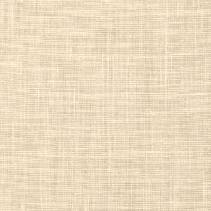 Washed Linen Eggshell Fabric