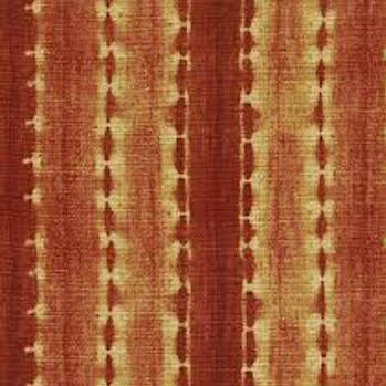 Java Journey Printed Stripe Decorator Fabric by Waverly, Upholstery, Drapery, Home Accent, Waverly,  Savvy Swatch