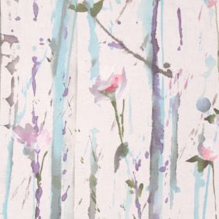 Yoshino Printed Cotton in Serene Decorator Fabric by Golding, Upholstery, Drapery, Home Accent, Golding,  Savvy Swatch