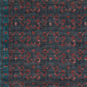 2.4 Yard Piece of ZAK & FOX Cloudband Beshir Fabric