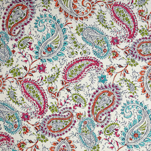Richloom Annonay Sky Decorator Fabric