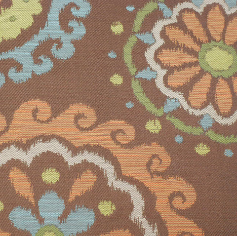 Arial Chocolate Decorator Fabric by Richloom, Upholstery, Drapery, Home Accent, Richloom,  Savvy Swatch