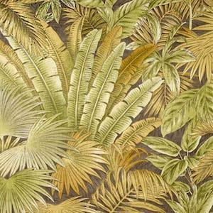 1.6 yard piece Tommy Bahama Home Bahamian Breeze Cotton Fossil Fabric, Upholstery, Drapery, Home Accent, Savvy Swatch,  Savvy Swatch