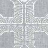 Latticework Williamsburg Multi-Purpose Decor Fabric 54''-Stone Barraud Embroidery, Upholstery, Drapery, Home Accent, PK Lifestyles,  Savvy Swatch