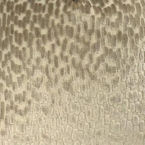 1.5 yards DV15965 Bellini Sahara Sands Cut Velvet Fabric, Upholstery, Drapery, Home Accent, Savvy Swatch,  Savvy Swatch