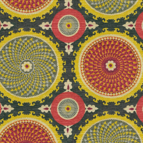 PK Lifestyles Bohemia Swirl Fiesta Fabric, Upholstery, Drapery, Home Accent, P/K Lifestyles,  Savvy Swatch
