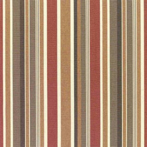 Sunbrella Brannon Redwood 5612-0000 Indoor Outdoor Decorator Fabric