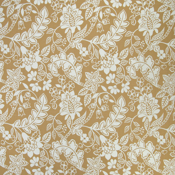 Garden Flurry/Caramel Decorator Fabric by Waverly, Upholstery, Drapery, Home Accent, Waverly,  Savvy Swatch