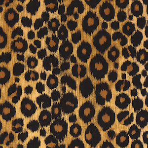 2.8 yards of Waverly Upholstery Fabric Cat's Meow Sahara