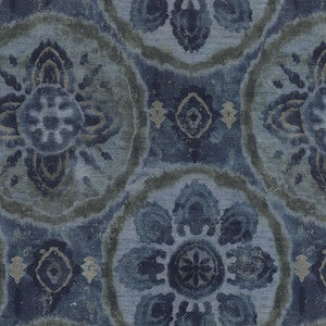 Celestial Orb 407422 Midnight Fabric, Upholstery, Drapery, Home Accent, P/K Lifestyles,  Savvy Swatch