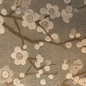 Cherry Blossom Burlap Fabric, Upholstery, Drapery, Home Accent, Premier Textiles,  Savvy Swatch