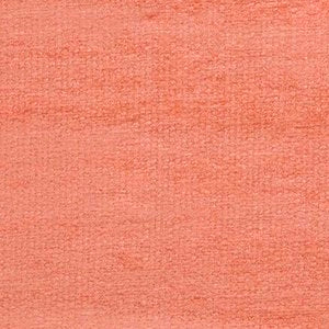 Conch Coral Chenille Fabric, Upholstery, Drapery, Home Accent, Premier Textiles,  Savvy Swatch