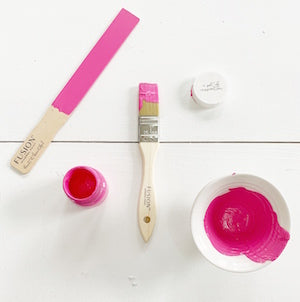 CUREiously Pink - Fusion Mineral Paint, Paint, Fusion Mineral Paint,  Savvy Swatch