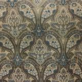 Beatrice Bronze Decorator Fabric by Golding