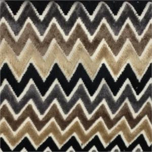 Cutting Edge Velvet Chevron Decorator Fabric by Mill Creek, Upholstery, Drapery, Home Accent, Swavelle Millcreek,  Savvy Swatch