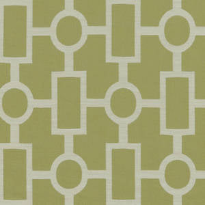Covington Ellington 244 Acid Green Garden Party Home Decorator Fabric, Drapery, Home Accent, Light Upholstery, Covington,  Savvy Swatch