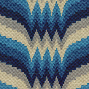 Waverly Epic Flame Adriatic Upholstery Fabric