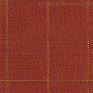 Frazier Terra Cotta Roth & Tompkins Upholstery Fabric - 13776