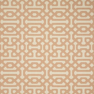Sunbrella 45991-0003 Fretwork Cameo Indoor/Outdoor Fabric, Upholstery, Drapery, Home Accent, Sunbrella,  Savvy Swatch